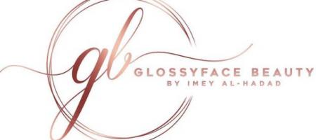 glossy face beauty logo
